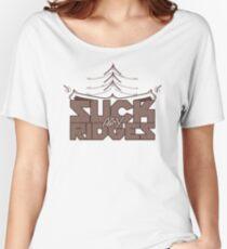 Suck My Ridges! Women's Relaxed Fit T-Shirt