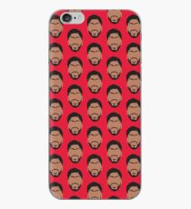 Anthony Davis Face Art iPhone Case