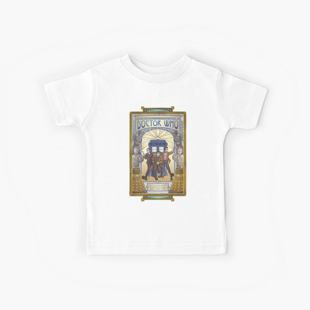 Alle Zeit und Raum Kinder T-Shirt