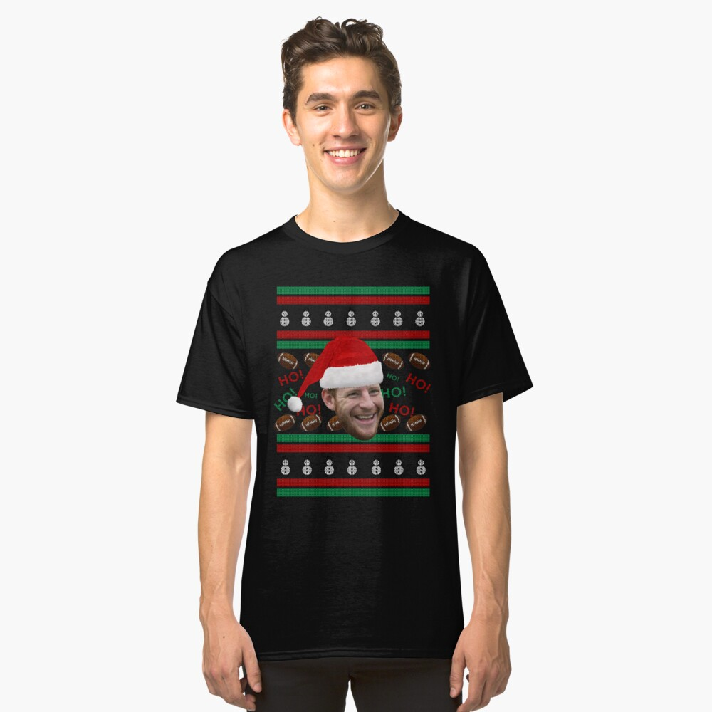 cheap for discount 0875a db84c Carson Wentz Christmas Sweater Philadelphia Eagles | Classic T-Shirt