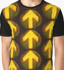 Up Arrow Graphic T-Shirt