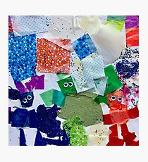 "Matilda's ""PJ Masks"" Photographic Print"