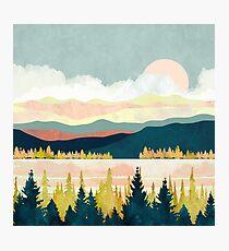See Wald Fotodruck