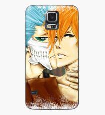 Grimmjow x Ichigo Case/Skin for Samsung Galaxy