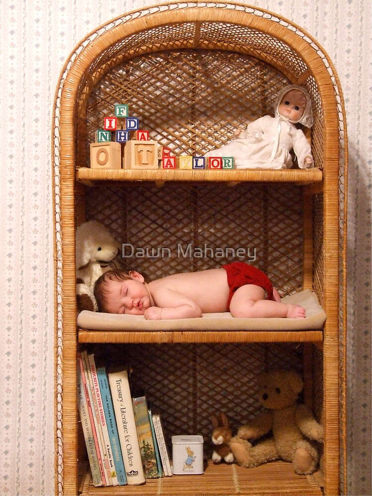 In the Nursery 2 by Dawn Mahaney