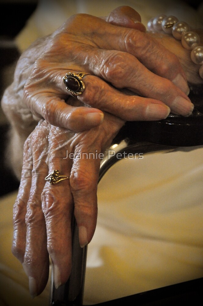 Hands of Time by Jeannie Peters
