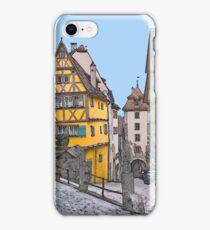 Rothenburg iPhone Case/Skin