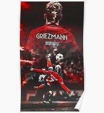 Griezmann 7 Poster