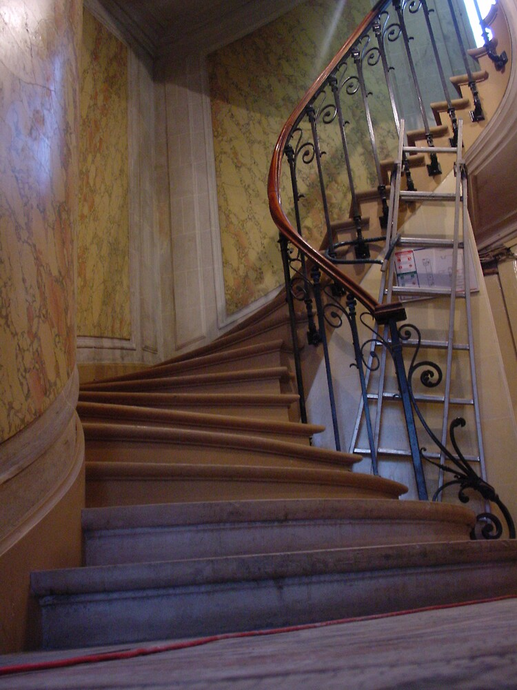 Stairway  by mkl .