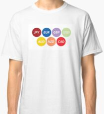 Forex Shirt Classic T-Shirt
