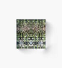Junglist Passive Acrylic Block