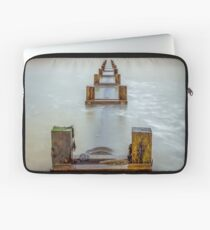 Seaview Outfall Isle Of Wight Laptop Sleeve