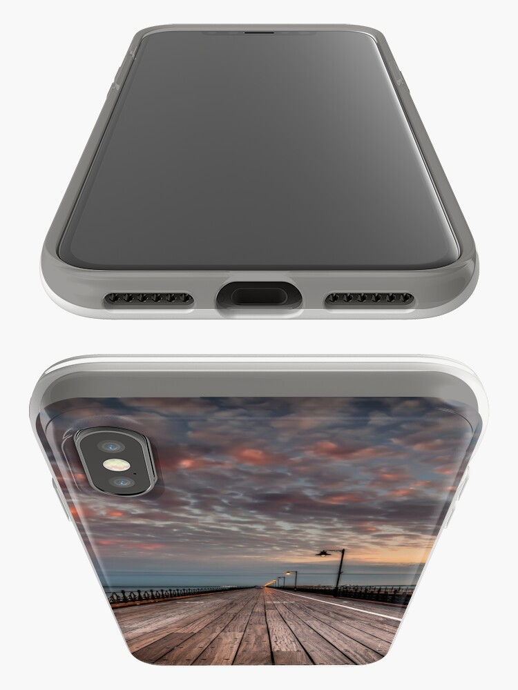 Alternate view of Sunrise On Ryde Pier iPhone Cases & Covers