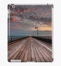 Sunrise On Ryde Pier iPad Case/Skin