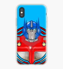 Transformers Optimus Prime G1 iPhone Case