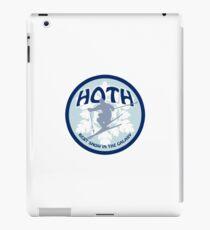 Ski Hoth iPad Case/Skin