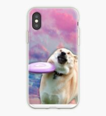 Frisbee Doge iPhone Case