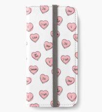 BTS hearts iPhone Wallet/Case/Skin