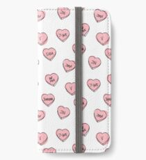 BTS hearts iPhone Wallet/Case/Skin