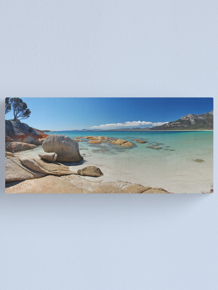 Alternate view of Fotheringate Beach Canvas Print
