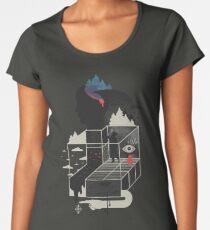 Lucid Screaming Women's Premium T-Shirt