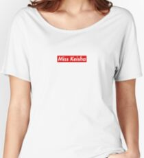 Miss Keisha Vine Supreme Women's Relaxed Fit T-Shirt