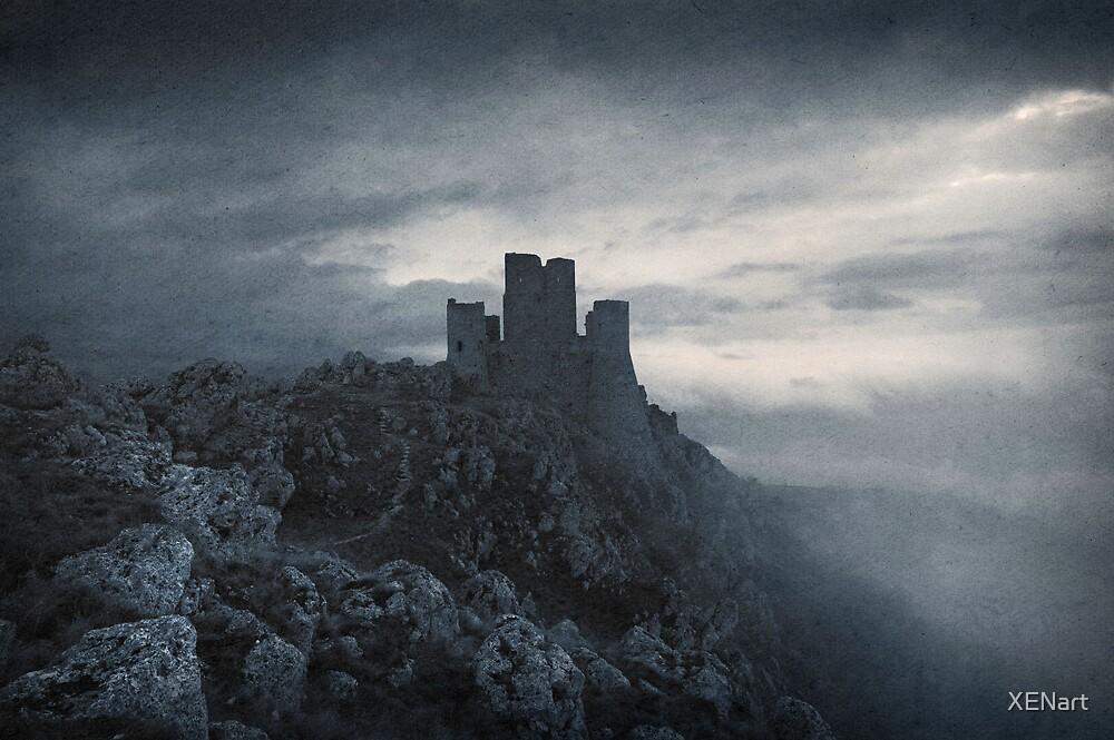 The Castle by XENart