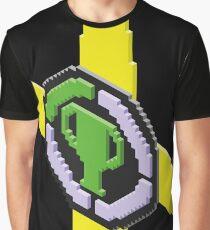 Isometric Game Theory Graphic T-Shirt