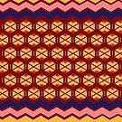 wayuu patern warm by erdavid