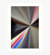 abstract control Art Print