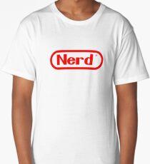 Nerd Long T-Shirt