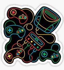 MegaCom Model 3 Sticker