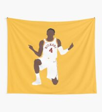 Victor Oladipo Hickory  Wall Tapestry