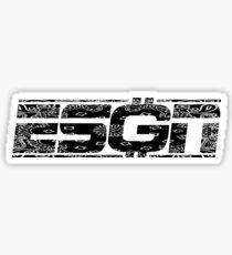 ESGNblckbndn Sticker