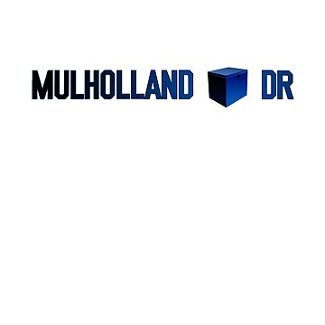 Mulholland Drive Box by natbern