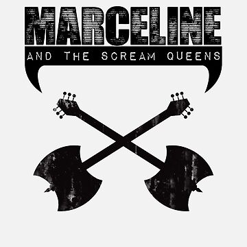 Marceline and the Scream Queens by becktacular