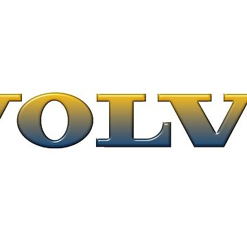 Swedishly Volvo logo by Stinky1138