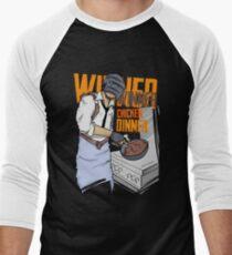 PUBG - Winner, Winner Chicken Dinner Merchandise Men's Baseball ¾ T-Shirt