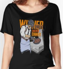PUBG - Winner, Winner Chicken Dinner Merchandise Women's Relaxed Fit T-Shirt