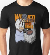 PUBG - Winner, Winner Chicken Dinner Merchandise Unisex T-Shirt