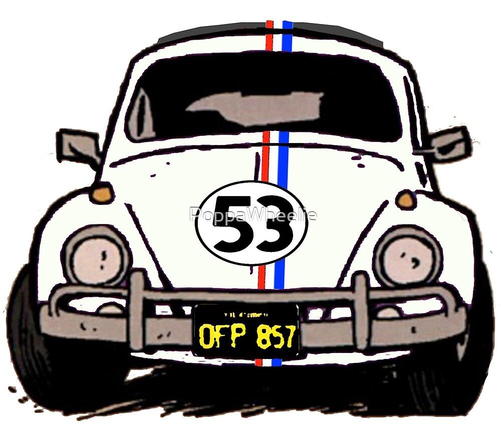 Herbie Sketch by PoppaWheelie