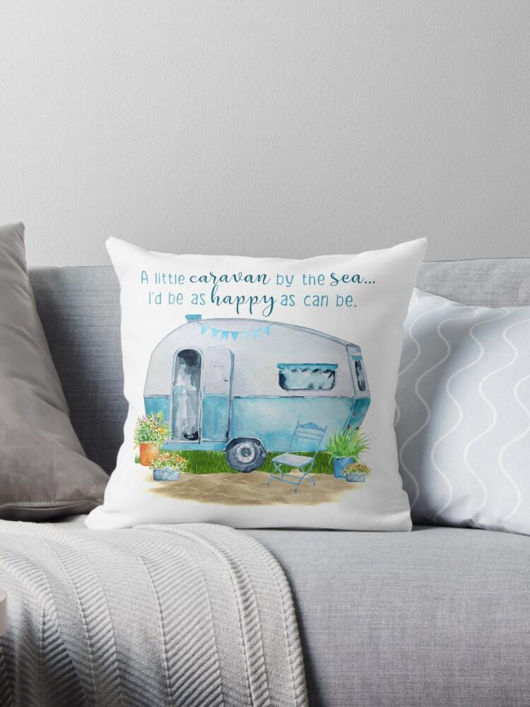 A little caravan by the sea by ReefCoast