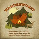 WanderWurst by Conundrum Arts