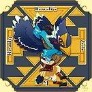 Revali's Gale is Ready by hollarity