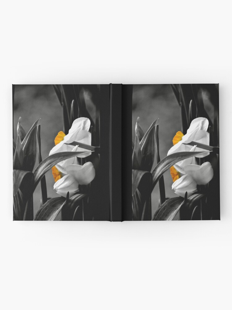 Alternate view of Just a bit of yellow Hardcover Journal