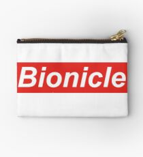 bionicle,supreme box logo Studio Pouch