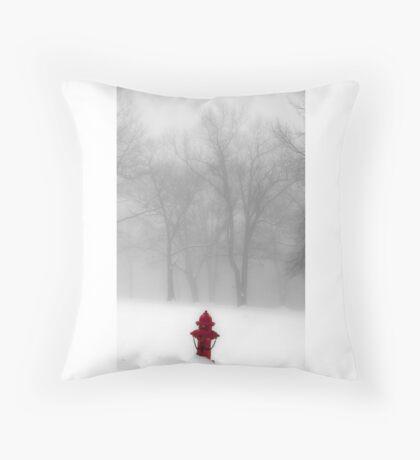 Hydrant Floor Pillow