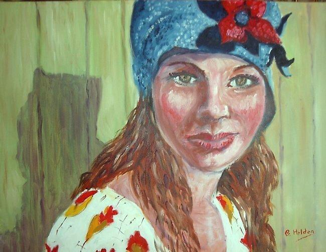Gypsy by BRIAN HOLDEN