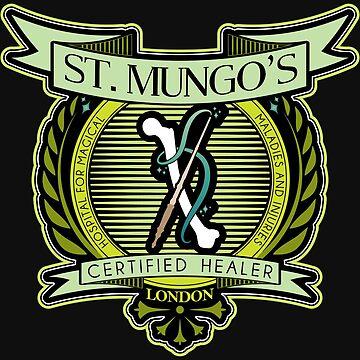 St. Mungo Logo by adamgamm