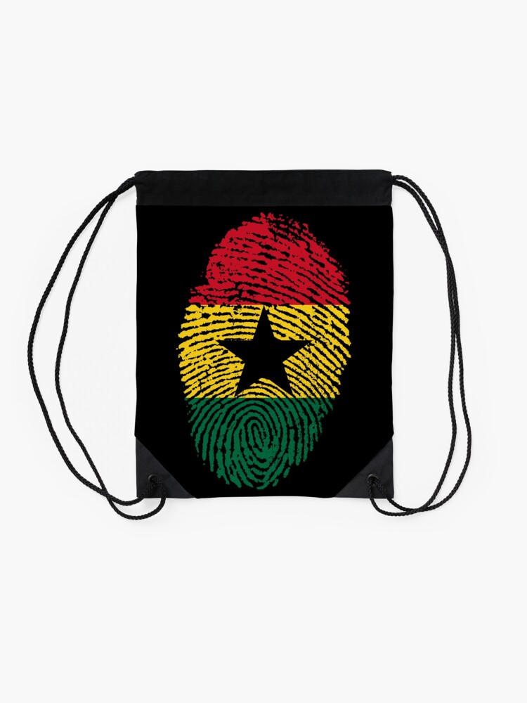 Alternate view of Identity Ghana Drawstring Bag